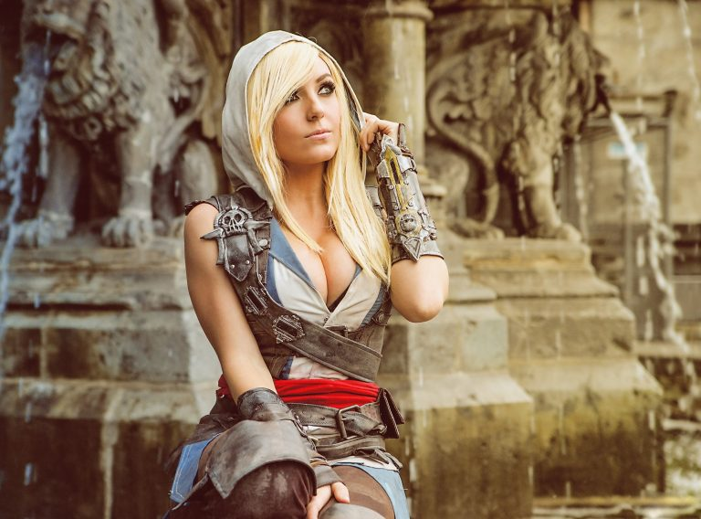 Pin on Sexy Cosplay Women